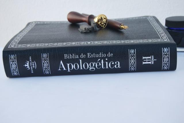 biblia de estudio apologetica holman pdf