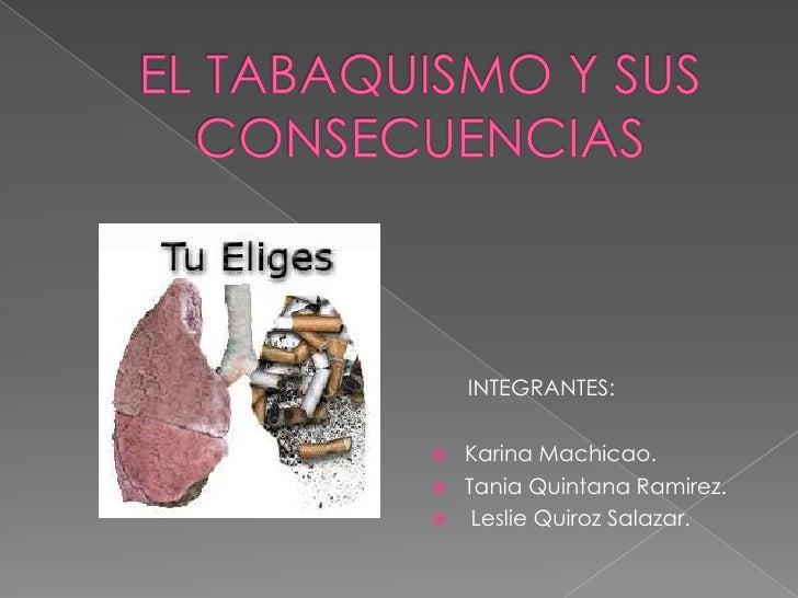 condiciones de almacenamiento del tabaco