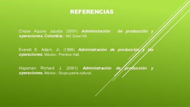 administracion de la produccion y operaciones everett adam pdf