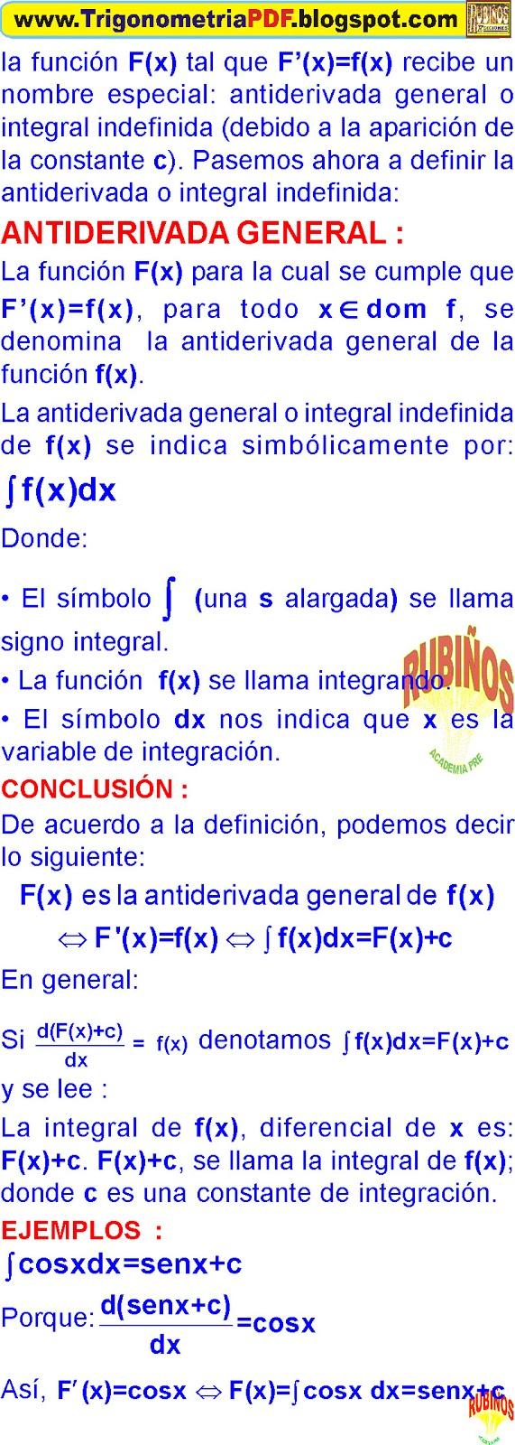 clase de cálculo y análisis matemático pdf