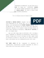 contesta demanda de relacion directa y regular pdf