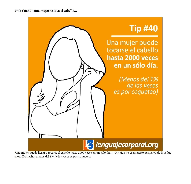 como conocer a las personas por sus gestos corporales pdf