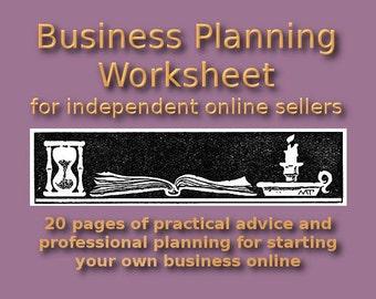 business start up workbook pdf