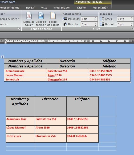como copiar tablas ordenadas de pdf a word