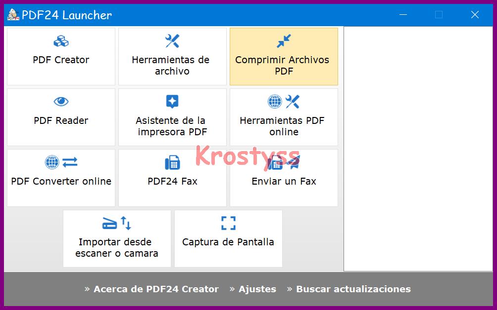 convertidor para comprimir archivo pdf