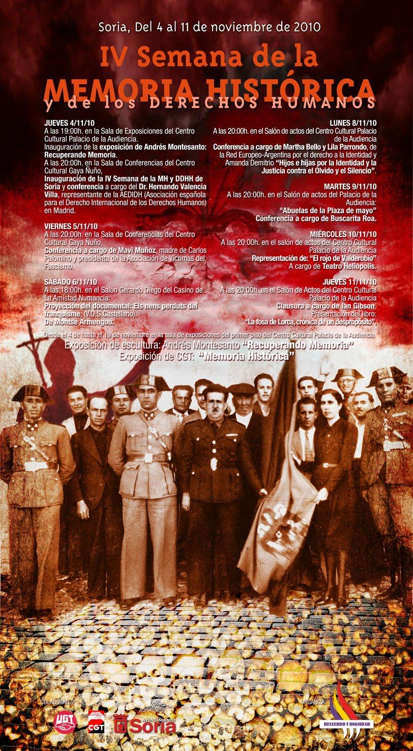 derecho a la memoria historica pdf