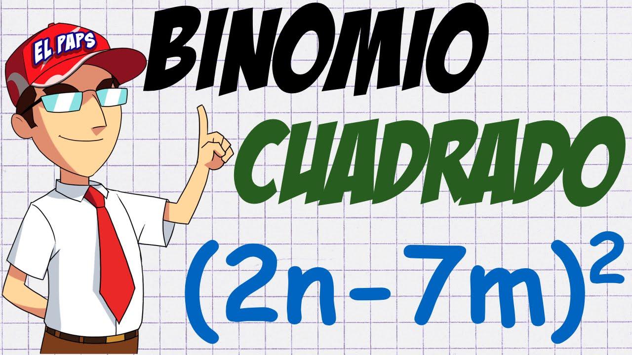 cuadrado de binomio ejercicios pdf