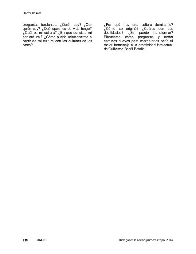 culturas populares y politica cultural guillermo bonfil pdf