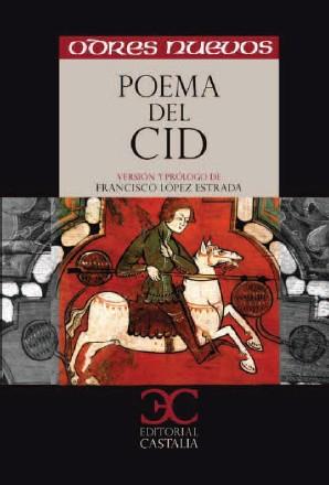 cantar de mio cid libro pdf