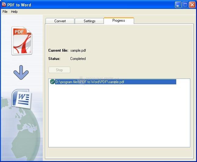 convertir de pdf a world gratis 100