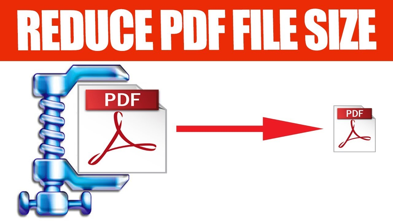 compress large pdf file to small size