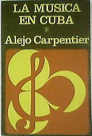 alejo carpentier la musica en cuba pdf