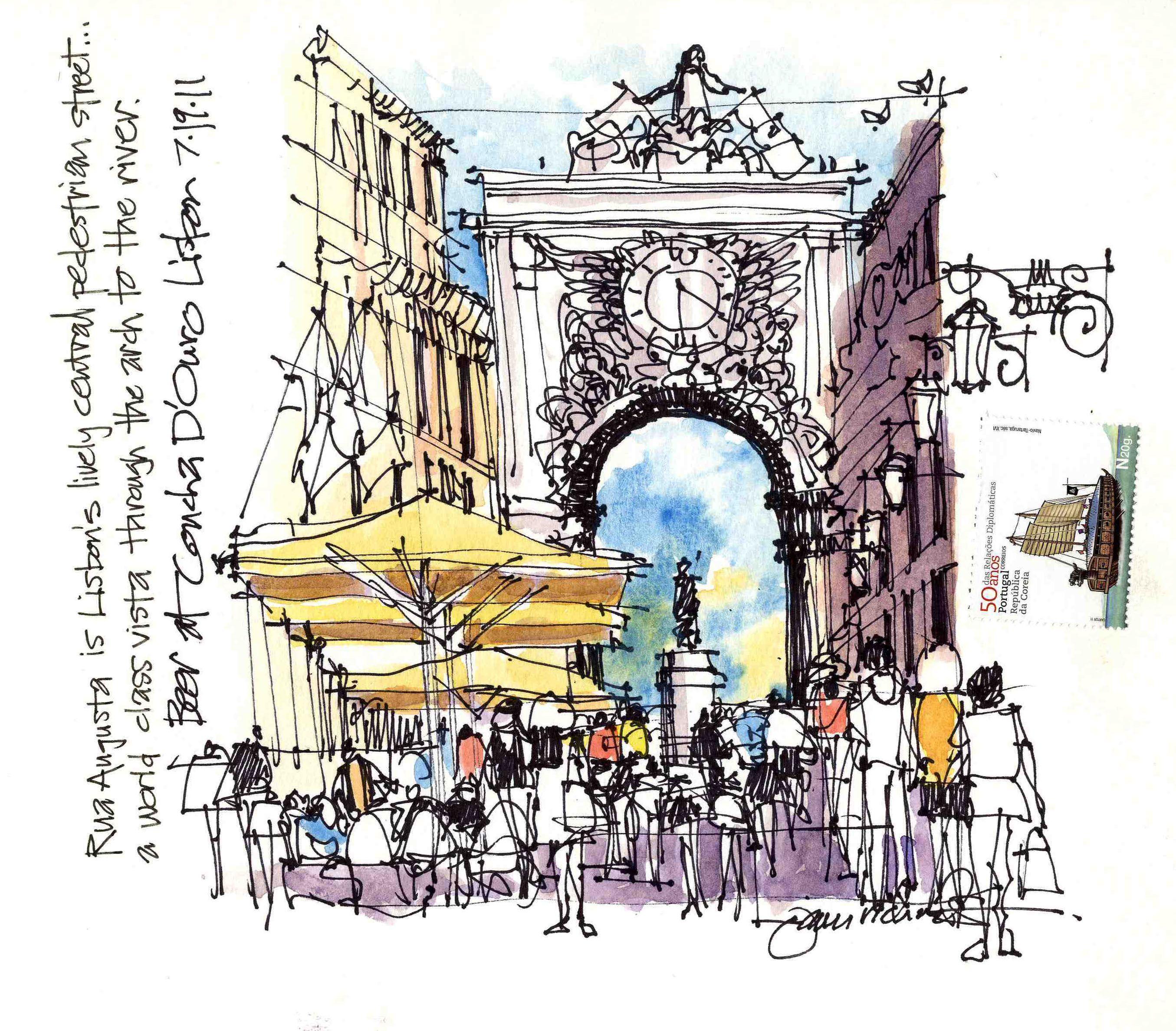 acuarela para urban sketchers pdf