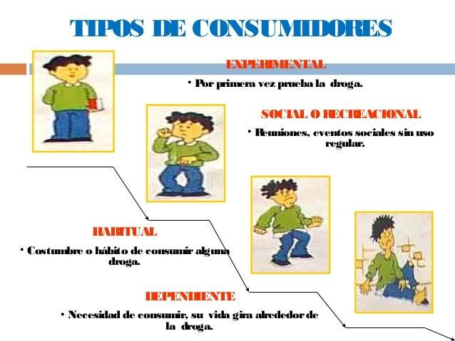 definicion de consumo de alcohol y drogas minsal pdf