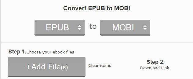 convertir archivos azw3 a pdf