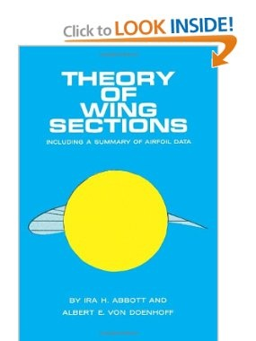 abbott von doenhoff theory of wing sections pdf