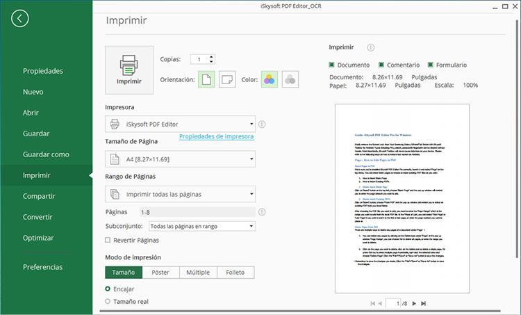 como hacer pdf creator determinado