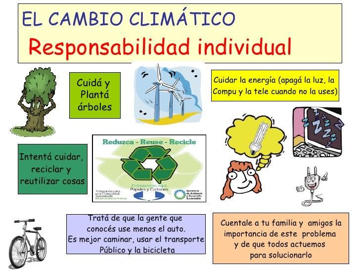 concepto de cambio climatico pdf