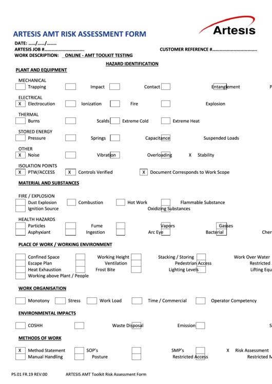 caries risk assessment checklist pdf
