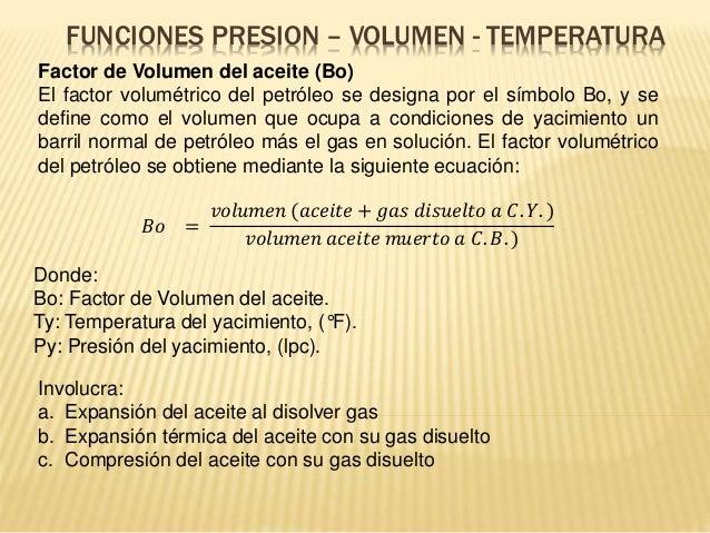 como calcular el volumen de un gas en condiciones normales