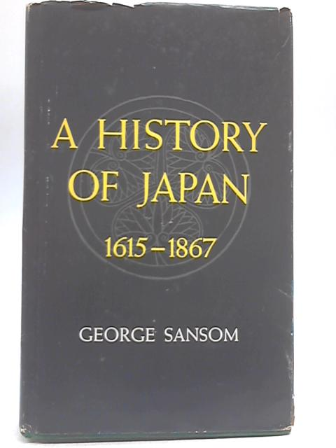 a history of japan george sansom pdf