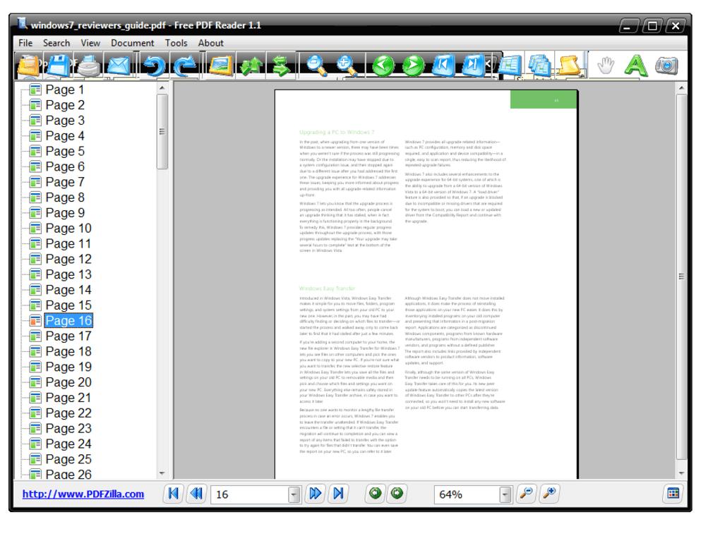 adobe reader pdf gratis para windows 7