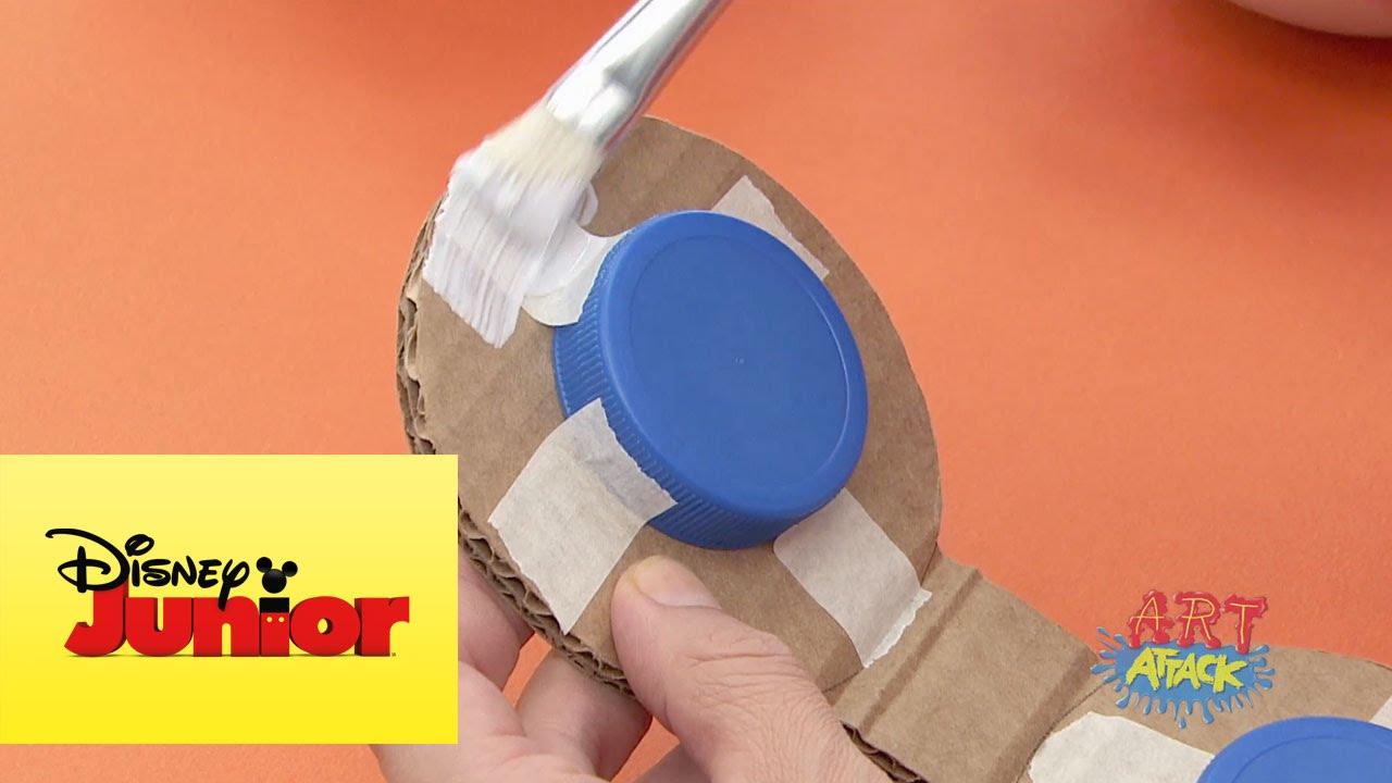 como hacer un pandero instrucciones