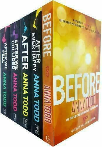 anna todd after pdf books free