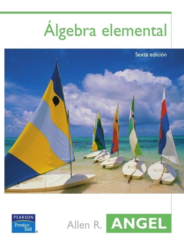 algebra intermedia allen r angel 8 edicion pdf