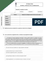 actividades de refuerzo eso ciencias pdf