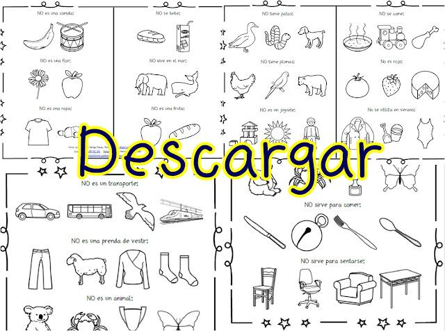 actividades de semantica para tea pdf