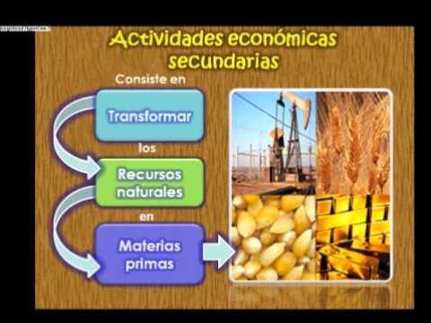 actividades economicas del peru pdf