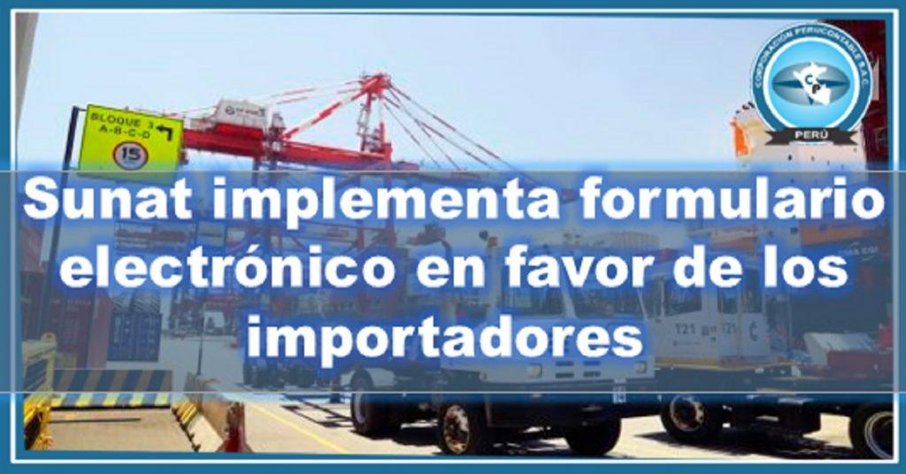 aduana formulario solicitud de registro de importadores