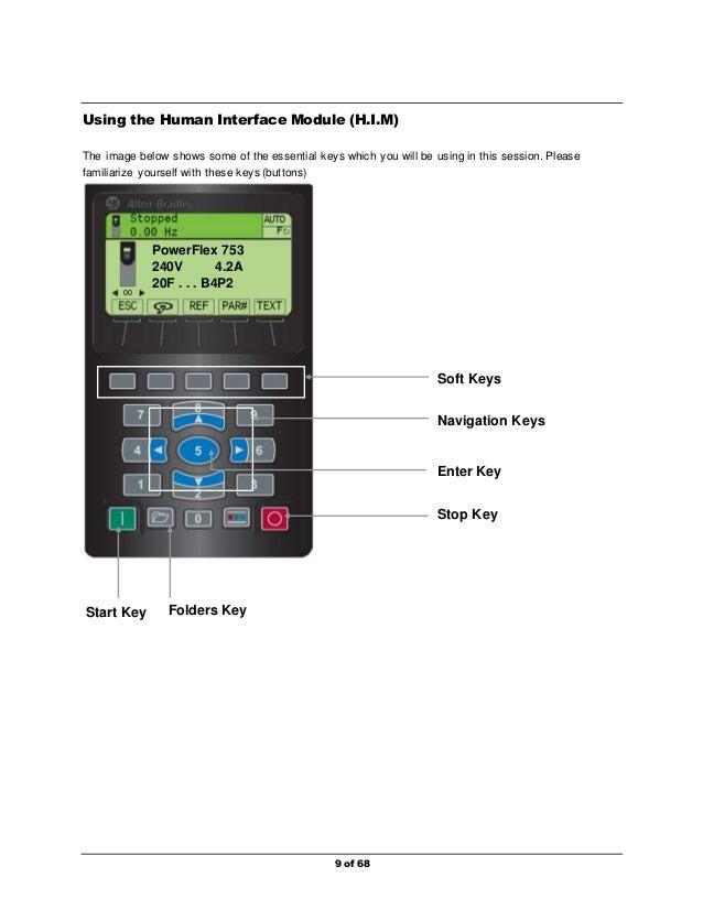 allen bradley vfd powerflex 753 manual pdf español