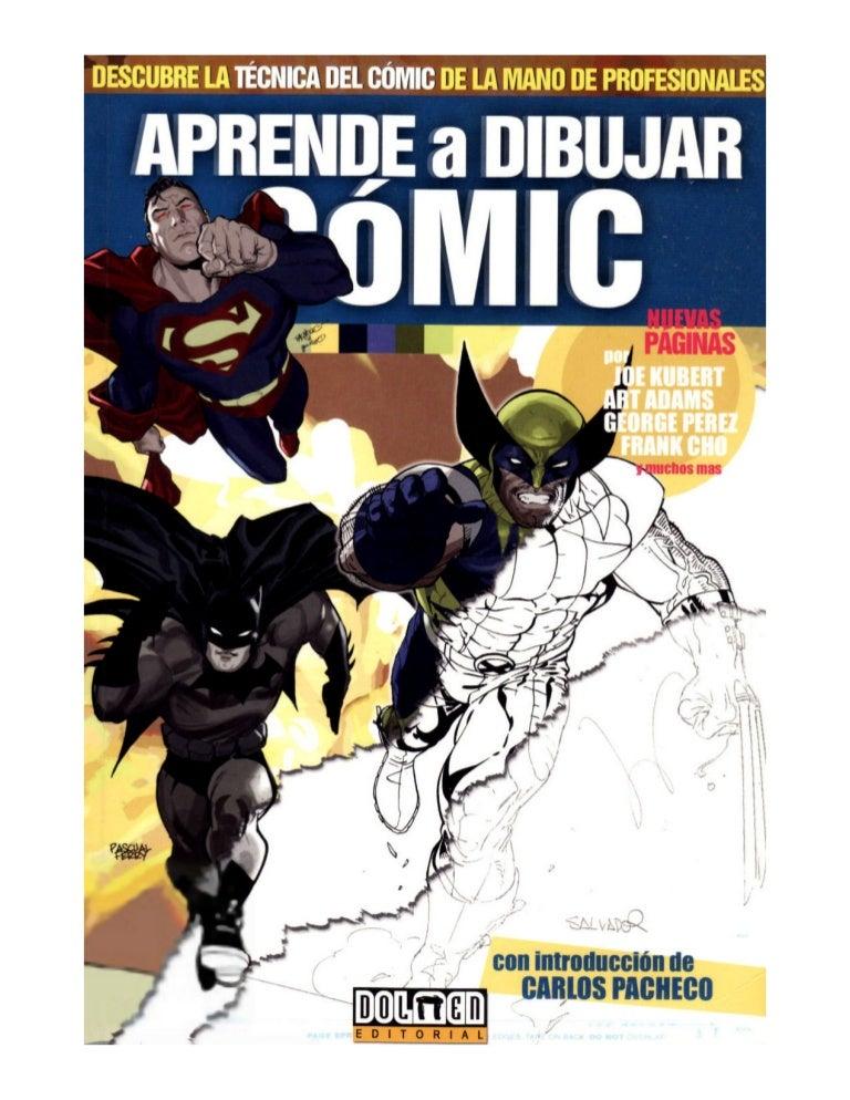aprende a dibujar comic vol 1 pdf