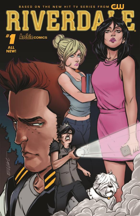archie in riverdale comics pdf