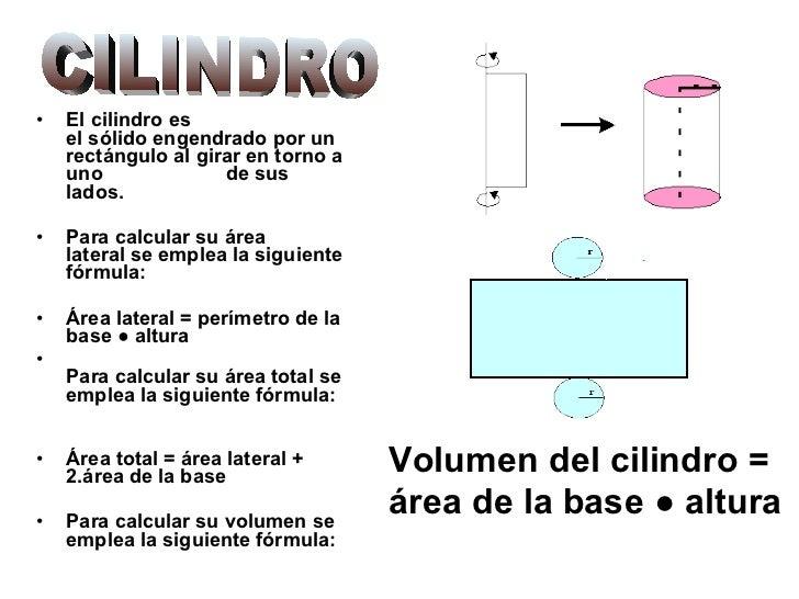 areas y volumenes de figuras y cuerpos geometricas pdf