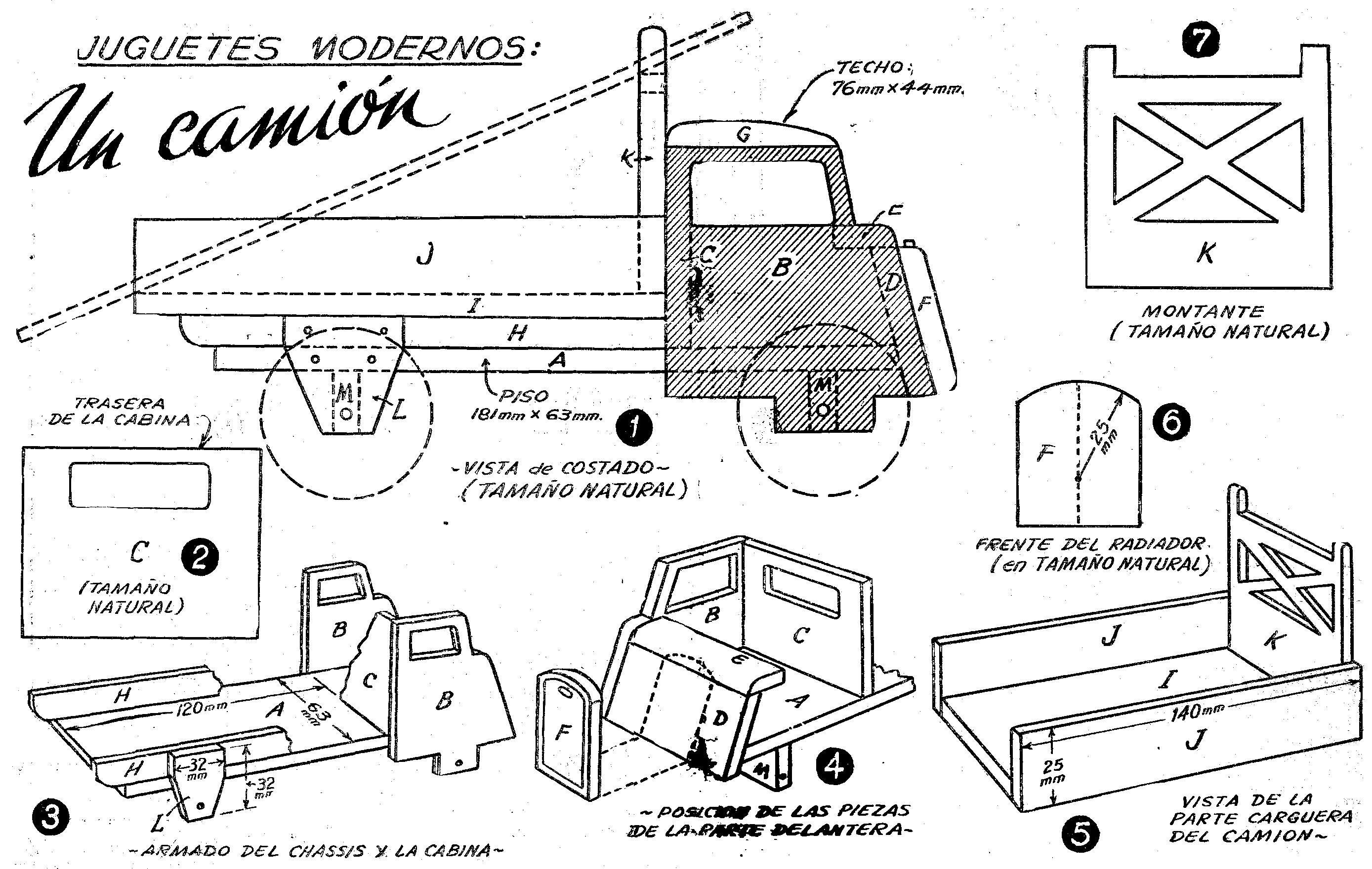 auto p911 diy 3d en madera instrucciones