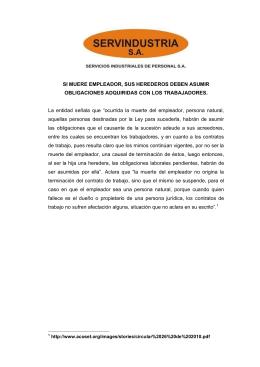 condiciones del contrato por obra y faena chile