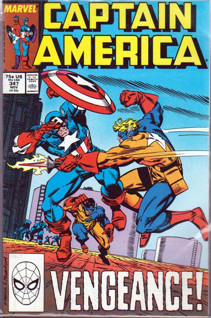 captain america comics 1 pdf