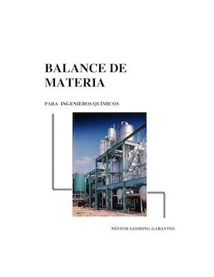 balance de materia libro pdf