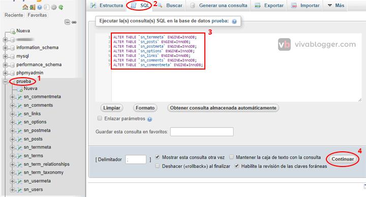 convertir pdf en base de datos
