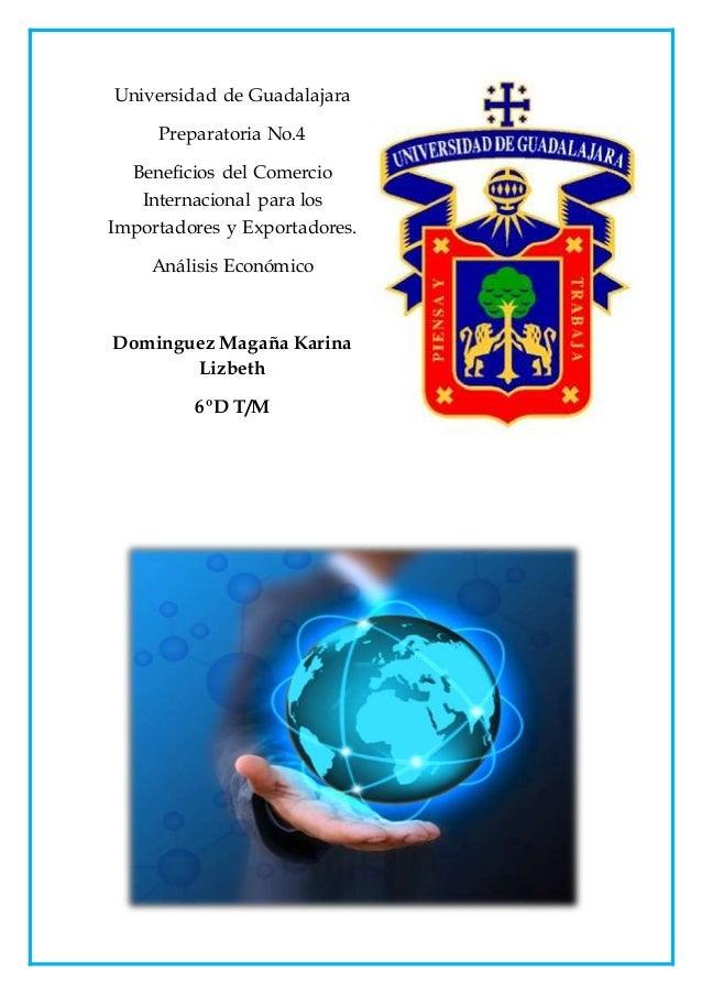 beneficios del comercio internacional pdf