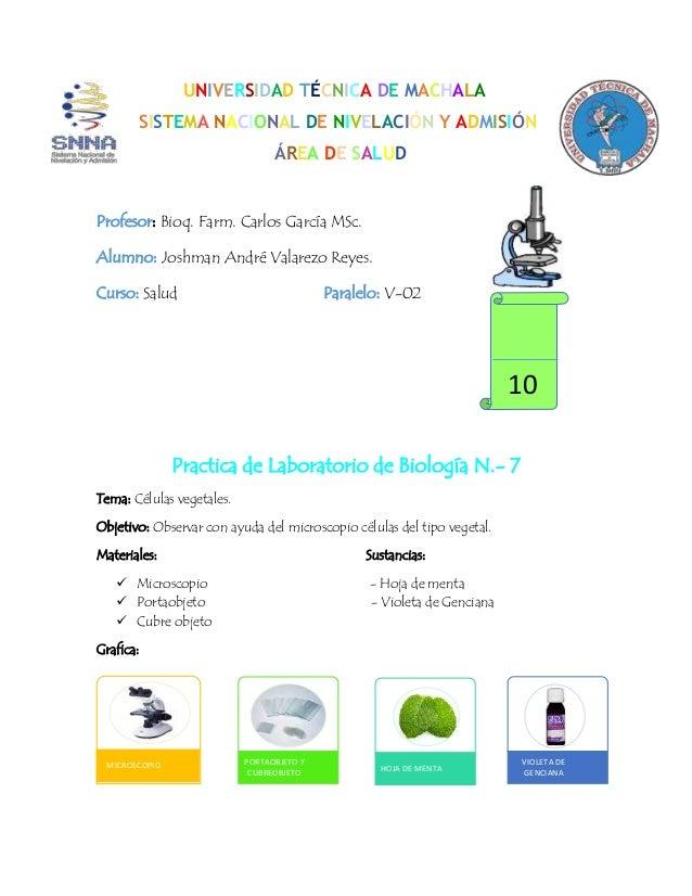 biología de las células y tejidos animales y vegetales pdf
