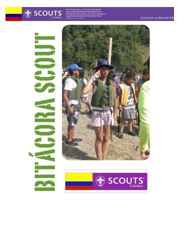 bitacora de caminantes scout pdf