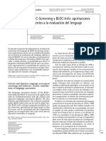 bloc bateria del lenguaje objetivo y criterial pdf
