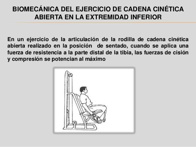 cadena cinética abierta y cerrada pdf