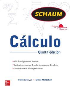 calculo frank ayres jr y elliot mendelson pdf