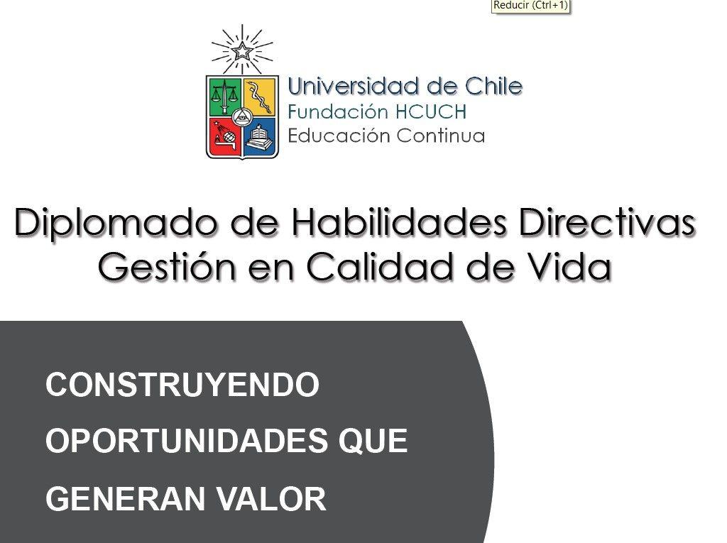 calidad de vida en el bicentenario de chile pdf