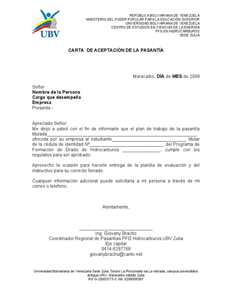 cartas de solicitud de pasantia de investigación